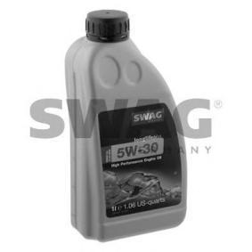VW50700 SWAG 5W-30, 1l Óleo do motor 15 93 2945 comprar económica