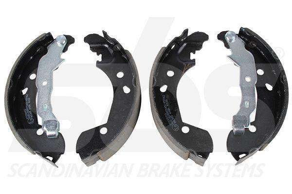 18492722693 sbs Ø: 203,2mm Breite: 38mm Bremsbackensatz 18492722693 günstig kaufen