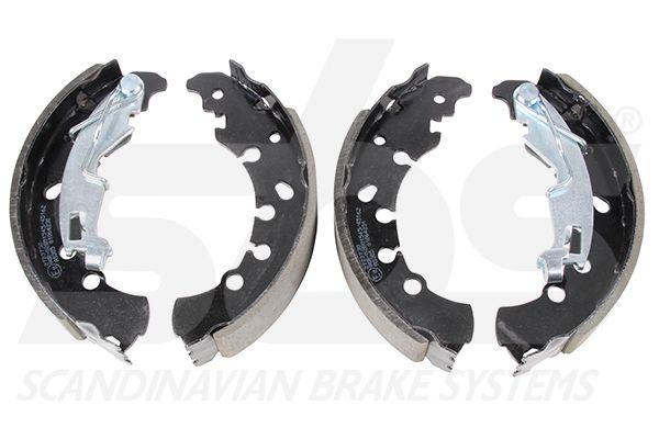 Original OPEL Bremsbacken für Trommelbremse 18492723730