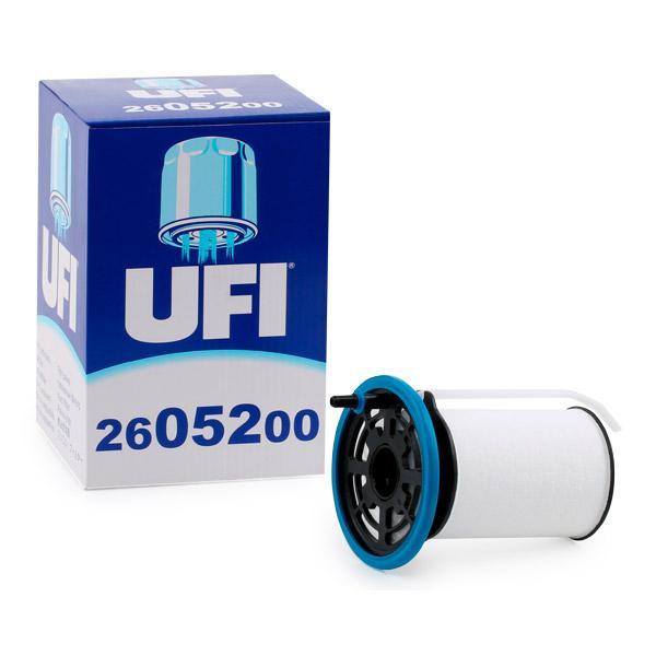 Achetez Filtre à carburant UFI 26.052.00 (Hauteur: 116,0mm) à un rapport qualité-prix exceptionnel