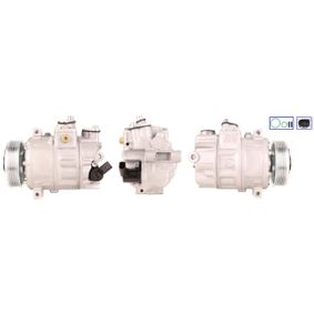 51-0123 ELSTOCK Frigor.: R 134 a, con juntas Polea Ø: 110,0mm, cantidad de acanaladuras: 6 Compresor, aire acondicionado 51-0123 a buen precio