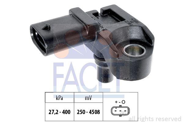 FACET: Original Sensor, Saugrohrdruck 10.3210 ()