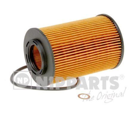 J1310506 NIPPARTS Filtereinsatz Innendurchmesser: 32mm, Innendurchmesser 2: 33mm, Ø: 72mm, Höhe: 110mm Ölfilter J1310506 günstig kaufen