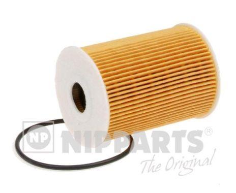 J1311024 NIPPARTS Filtereinsatz Innendurchmesser: 23mm, Ø: 78mm, Höhe: 104mm Ölfilter J1311024 günstig kaufen