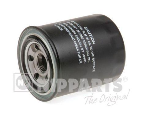 J1313002 NIPPARTS Screw-on Filter Ø: 80mm, Height: 100mm Oil Filter J1313002 cheap