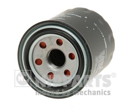 J1314010 NIPPARTS Screw-on Filter Ø: 76mm, Height: 88mm Oil Filter J1314010 cheap