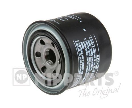 NIPPARTS: Original Motorölfilter J1316001 (Innendurchmesser 2: 57mm, Innendurchmesser 2: 57mm, Ø: 80mm, Höhe: 75mm)