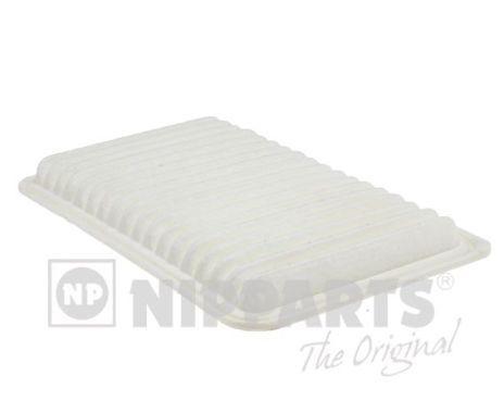 Köp NIPPARTS J1322086 - Luftfilter till Toyota: Filterinsats Ytterlängd: 318mm, Ytterbredd: 195mm, H: 40mm