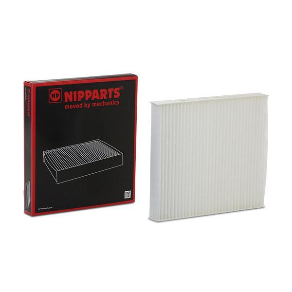 J1341002 NIPPARTS Partikelfilter Breite: 200mm, Höhe: 30mm, Länge: 222mm Filter, Innenraumluft J1341002 günstig kaufen