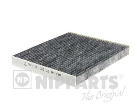 NIPPARTS: Original Pkw-Heizung J1343010 (Breite: 195mm, Höhe: 25mm, Länge: 216mm)