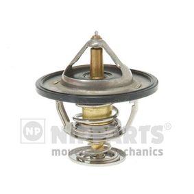 J1535013 NIPPARTS Öffnungstemperatur: 78°C, mit Wellendichtring Thermostat, Kühlmittel J1535013 günstig kaufen