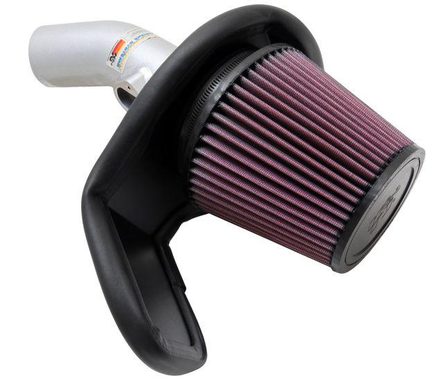 Sportovni filtr vzduchu 69-4521TS s vynikajícím poměrem mezi cenou a K&N Filters kvalitou