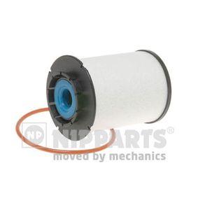 N1330911 NIPPARTS Filtereinsatz Höhe: 95mm Kraftstofffilter N1330911 günstig kaufen