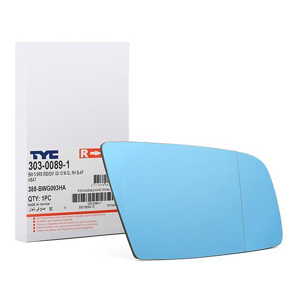303-0089-1 TYC Spiegelglas, Außenspiegel - online kaufen