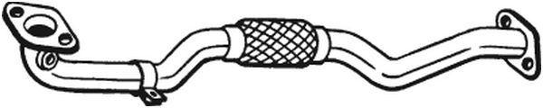 Abgasrohr BOSAL 800-059 Bewertungen