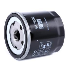 W7032 Filtro Olio MANN-FILTER W 7032 - Prezzo ridotto
