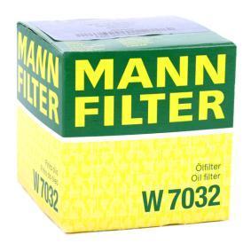 W7032 Filtro Olio MANN-FILTER esperienza a prezzi scontati