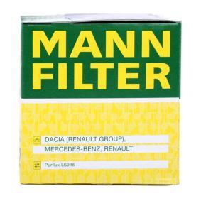 W 7032 Filtro olio MANN-FILTER qualità originale