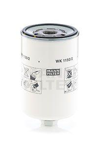 Køb MANN-FILTER Brændstof-filter WK 1150/2 lastbiler