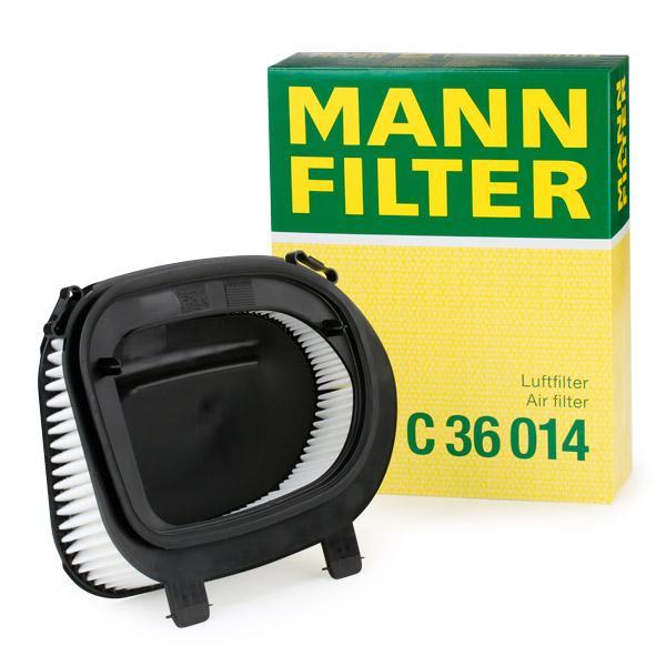 Filtr powietrza C 36 014 kupować online całodobowo