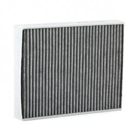 CUK 25 001 Filter, Innenraumluft MANN-FILTER - Markenprodukte billig