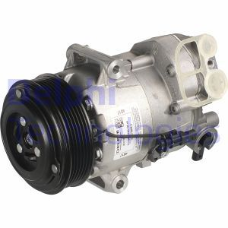 Kompressor Opel Zafira C Tourer 2020 - DELPHI TSP0155987 (Riemenscheiben-Ø: 109mm)