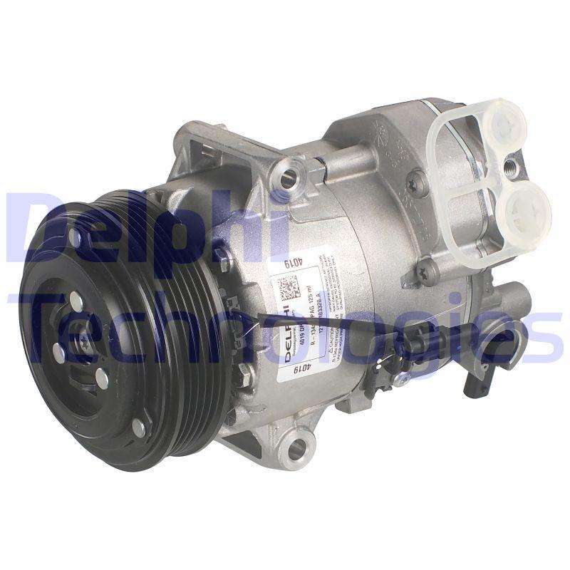 Klimakompressor TSP0155989 Opel MERIVA 2012