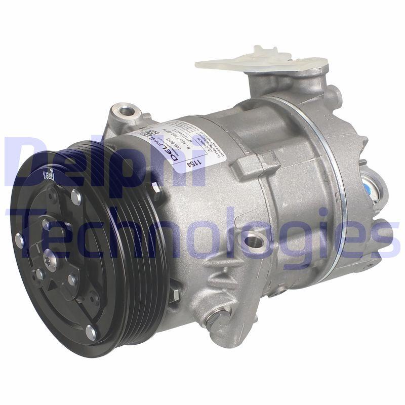 Original FIAT Klimakompressor TSP0155992