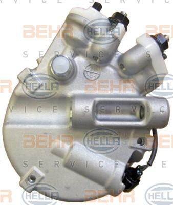 8FK351272221 Kompressor, Klimaanlage HELLA 8FK 351 272-221 - Große Auswahl - stark reduziert