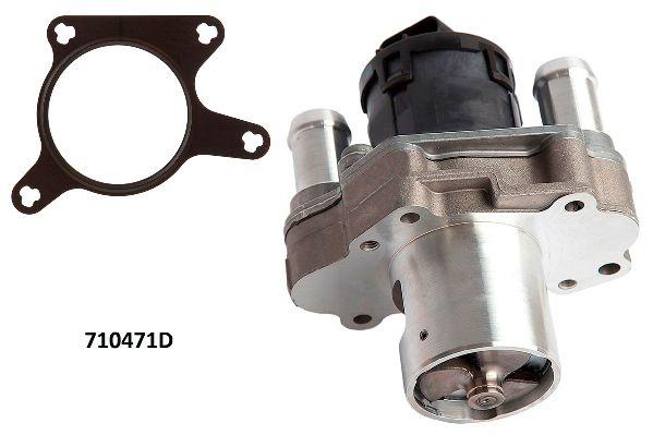 OE Original AGR Ventil 710471D WAHLER