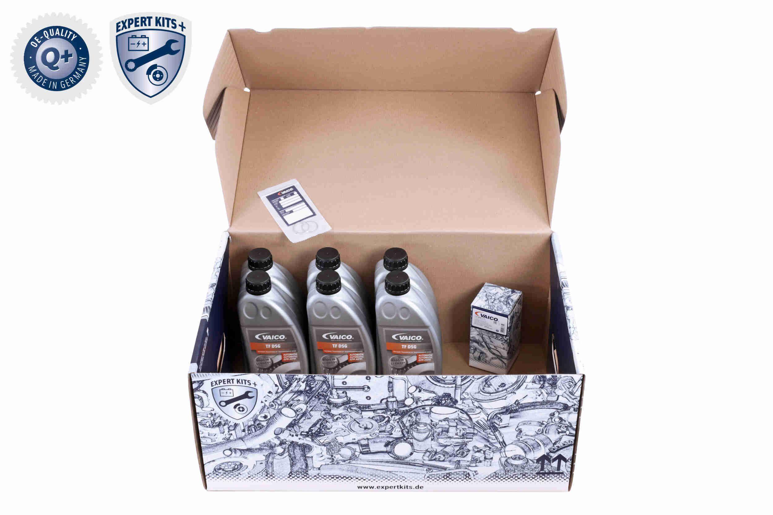 V10-3025 Ölwechselkit Automatikgetriebe VAICO Erfahrung