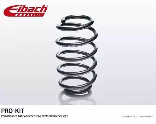 Spiralfjäder EIBACH F11-84-006-07-HA Recensioner