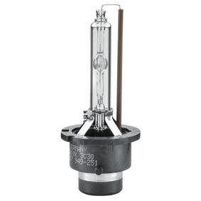 8GS007949251 Glühlampe, Hauptscheinwerfer WHITE LIGHT HELLA D2S - Große Auswahl - stark reduziert
