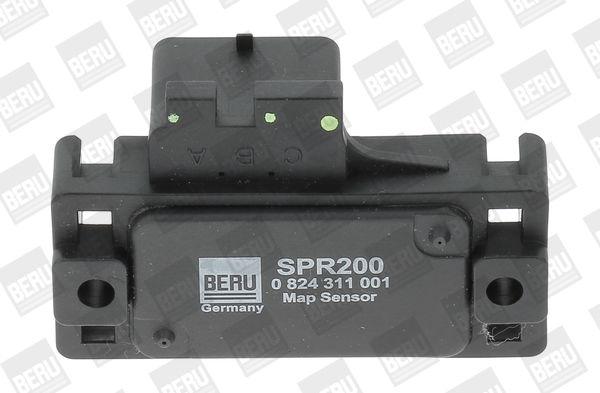 Jutiklis, kompresoriaus slėgis SPR200 BERU — tik naujos dalys