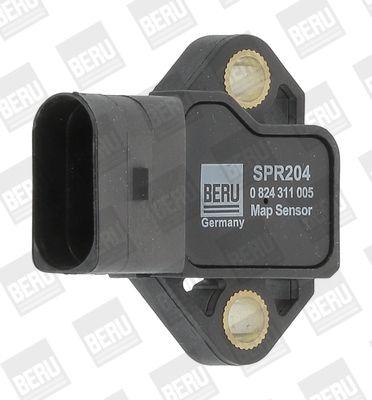 Jutiklis, kompresoriaus slėgis SPR204 BERU — tik naujos dalys