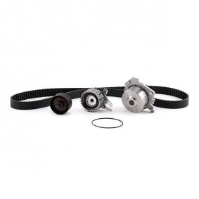 KP15653XS Water Pump & Timing Belt Set GATES - Experience and discount prices