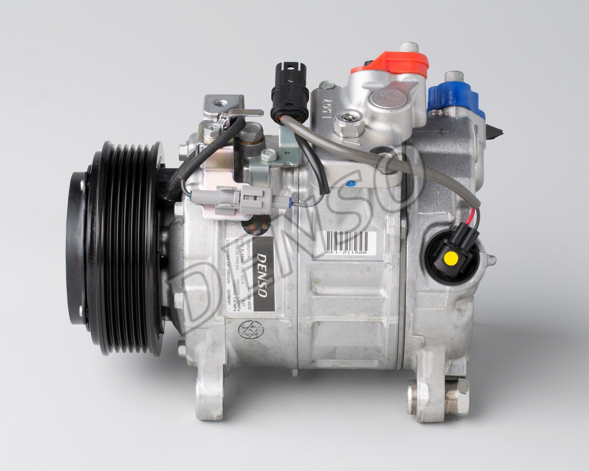 Kompressor DCP05096 BMW 5er 2012