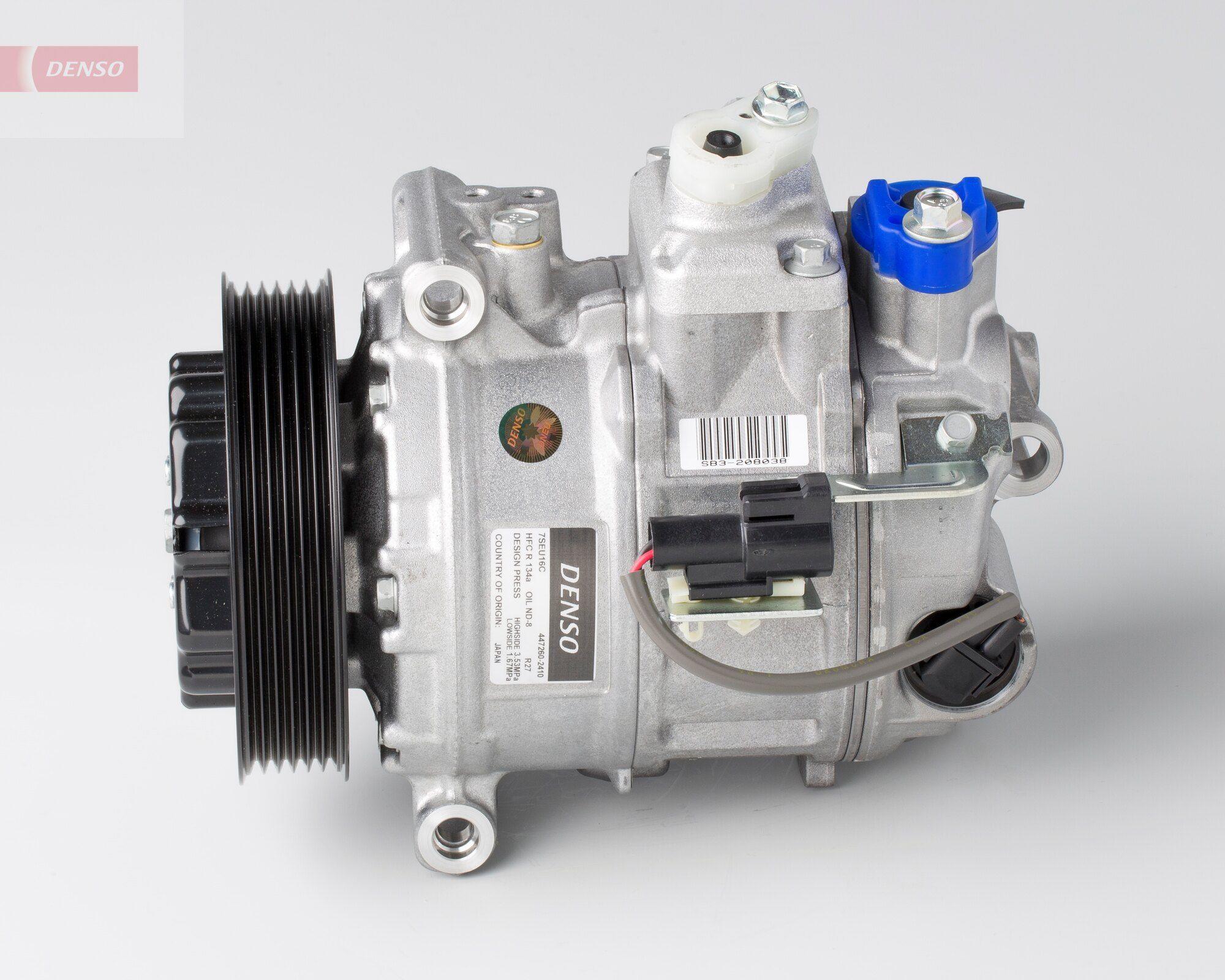 Original JAGUAR Kompressor DCP11010