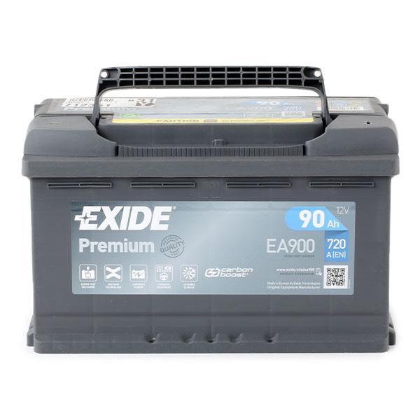EA900 EXIDE Starterbatterie Bewertung