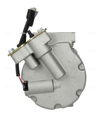 89386 Kompressor, Klimaanlage NISSENS 89386 - Große Auswahl - stark reduziert