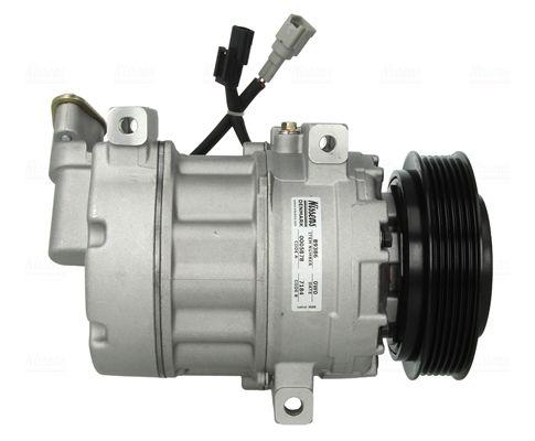 89386 Klimaanlage Kompressor NISSENS - Markenprodukte billig