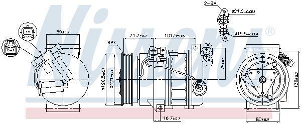 89386 Kältemittelkompressor NISSENS Erfahrung