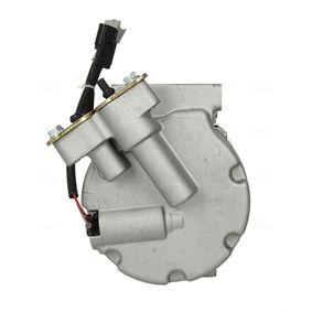 89386 Kompressor NISSENS - Markenprodukte billig