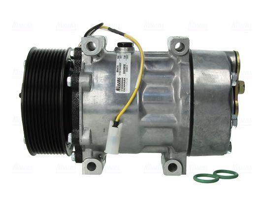 Klimakompressor NISSENS 89474 mit 19% Rabatt kaufen