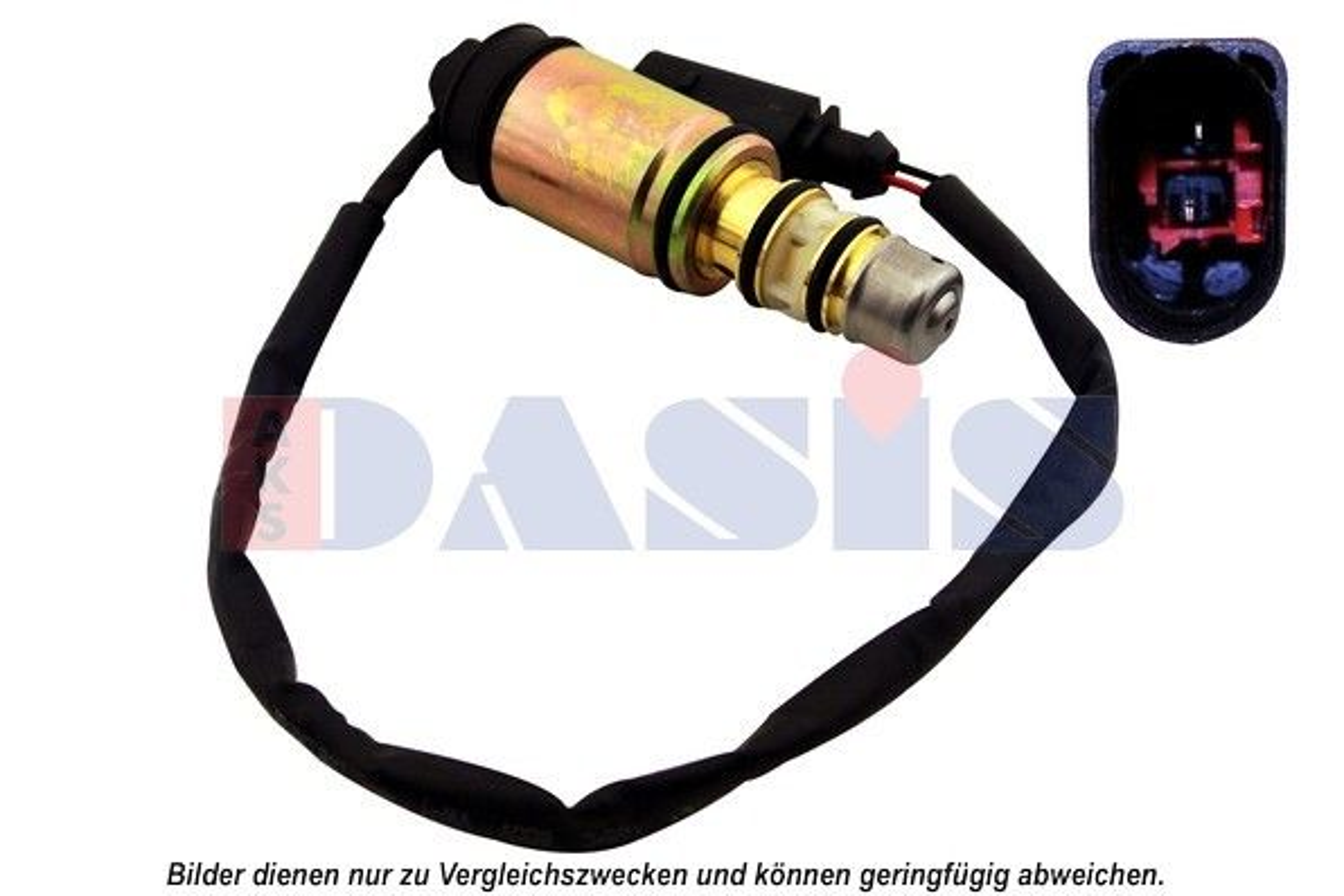 859004N AKS DASIS Regelventil, Kompressor 859004N günstig kaufen