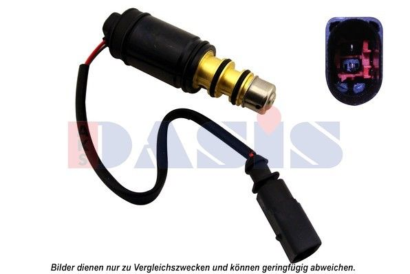 AKS DASIS: Original Regelventil, Kompressor 859005N ()