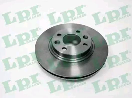 LPR Bremsscheibe R1062V