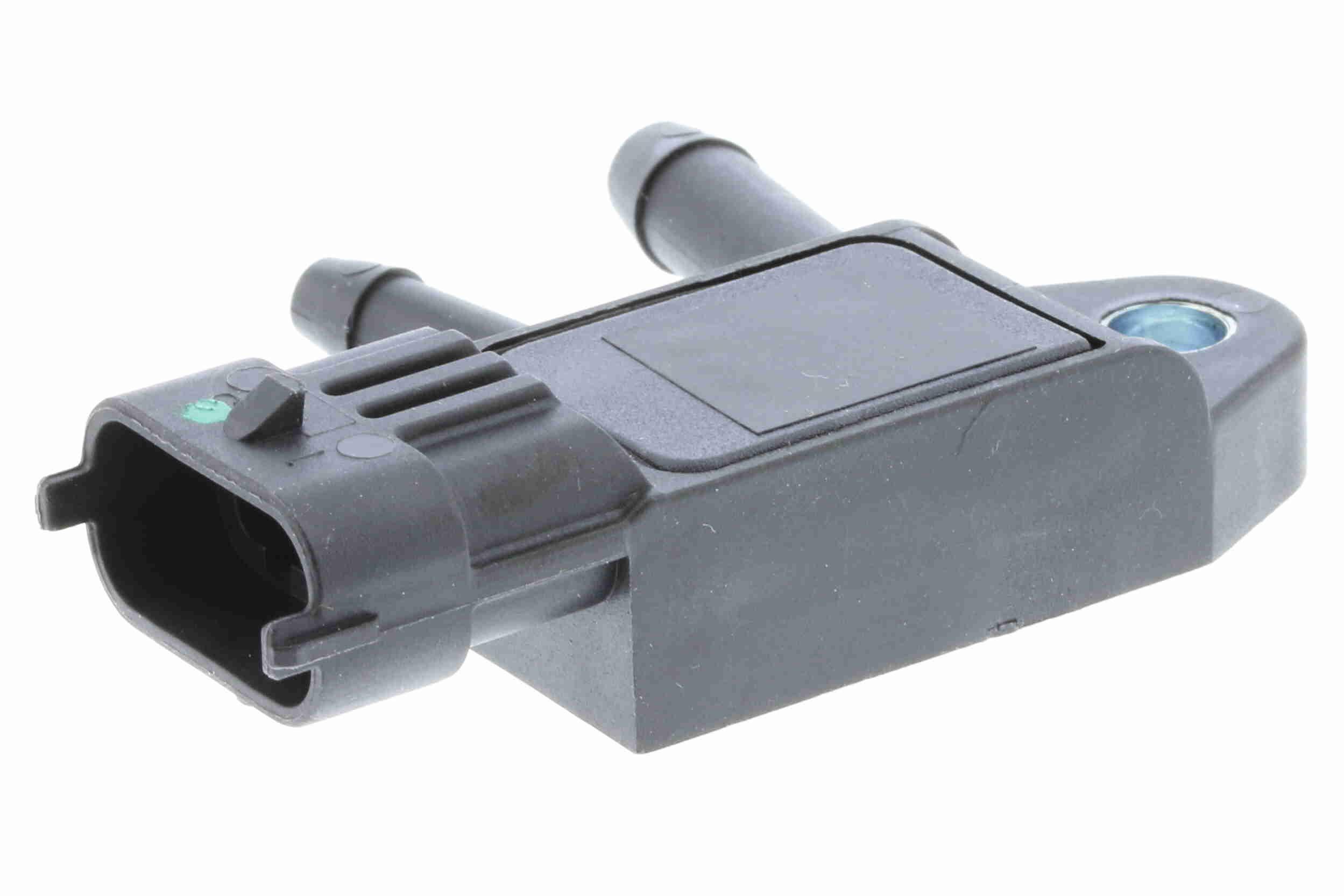 RENAULT 12 Differenzdrucksensor - Original VEMO V38-72-0126 Pol-Anzahl: 3-polig