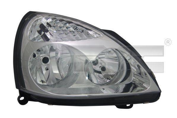 20-12825-05-2 TYC rechts, H7, H1, ohne Elektromotor Links-/Rechtsverkehr: für Rechtsverkehr, Fahrzeugausstattung: für Fahrzeuge mit Leuchtweiteregelung (elektrisch) Hauptscheinwerfer 20-12825-05-2 günstig kaufen