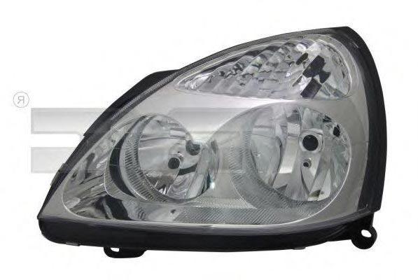20-12826-05-2 TYC links, H7, H1, ohne Elektromotor Links-/Rechtsverkehr: für Rechtsverkehr, Fahrzeugausstattung: für Fahrzeuge mit Leuchtweiteregelung (elektrisch) Hauptscheinwerfer 20-12826-05-2 günstig kaufen
